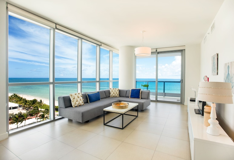 Monte Carlo by Miami Vacations, Miami Beach, Luxury Beachfront Apartment with Balcony, Habitación