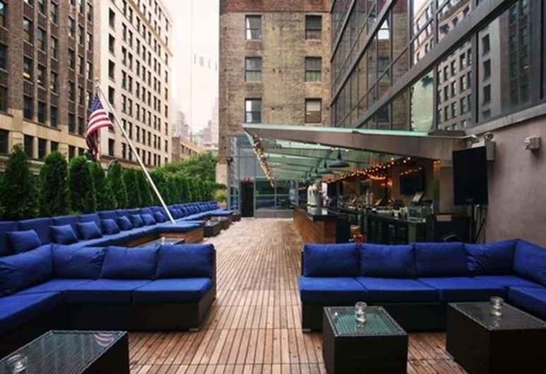 Hilton Garden Inn New York/Midtown Park Ave, New York, Terrace/Patio