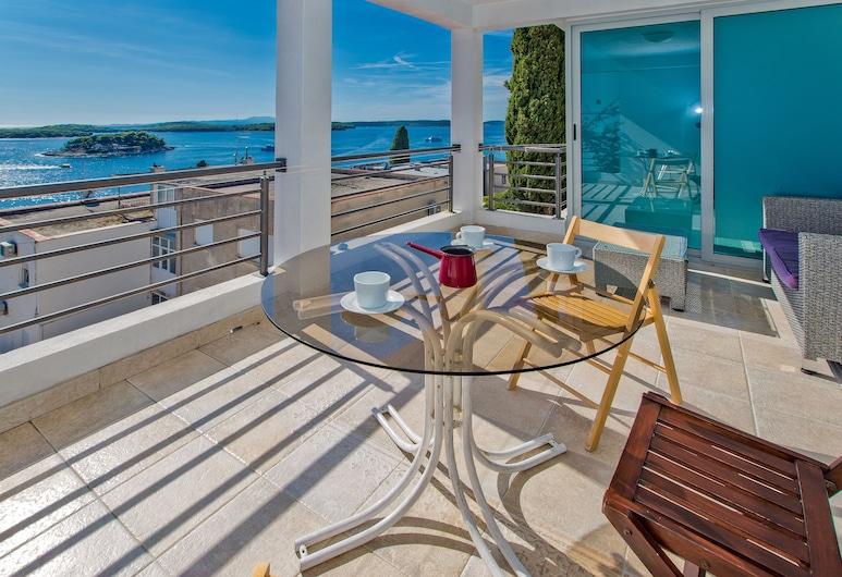 Villa Milton Hvar, Hvar, Comfort Studio Suite, 1 Bedroom, Non Smoking, Ocean View, Balcony
