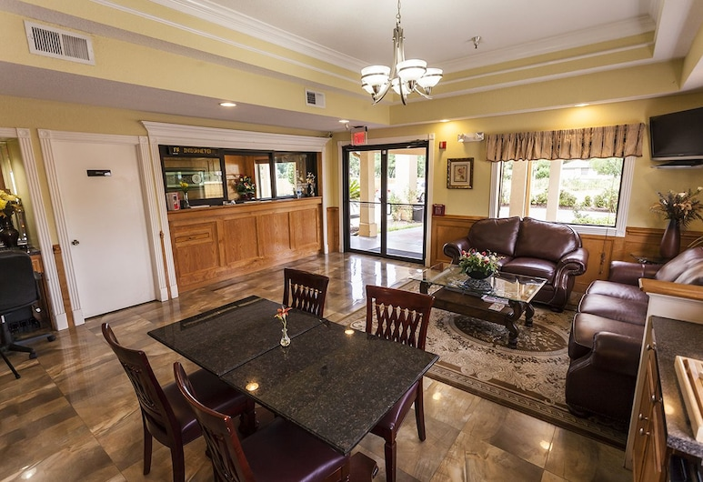 Downtowner Inn and Suites Hobby, יוסטון, לובי