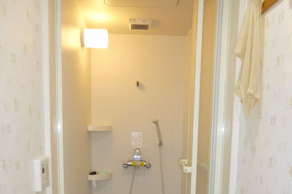 Japanese-style Single with Air Conditioning - Smoking - Bathroom
