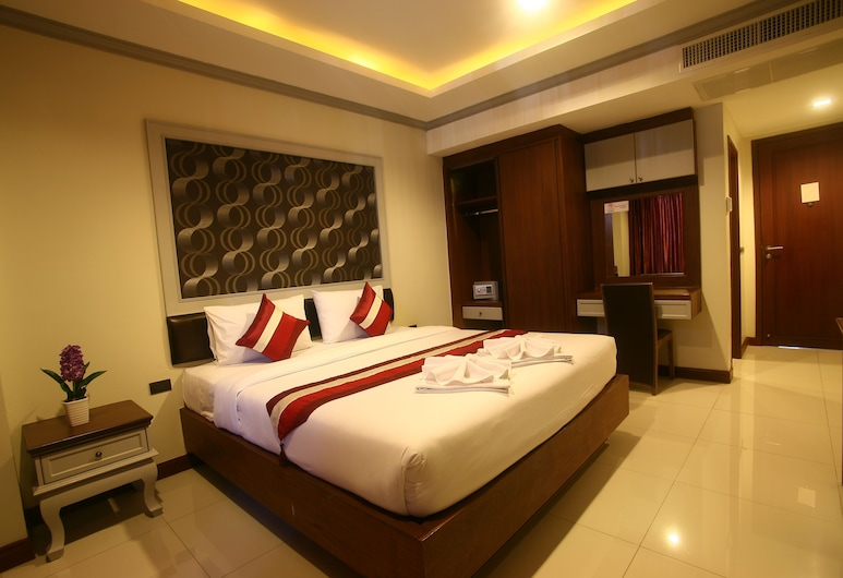 H. Boutique Hotel, Pattaya, Deluxe Room, Guest Room