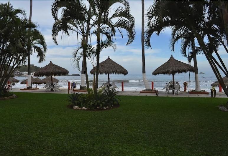 阿勒格雷海岸套房飯店, Guayabitos 景點, 海灘