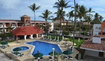 Φωτογραφία του Costa Alegre Hotel & Suites, Rincon De Guayabitos
