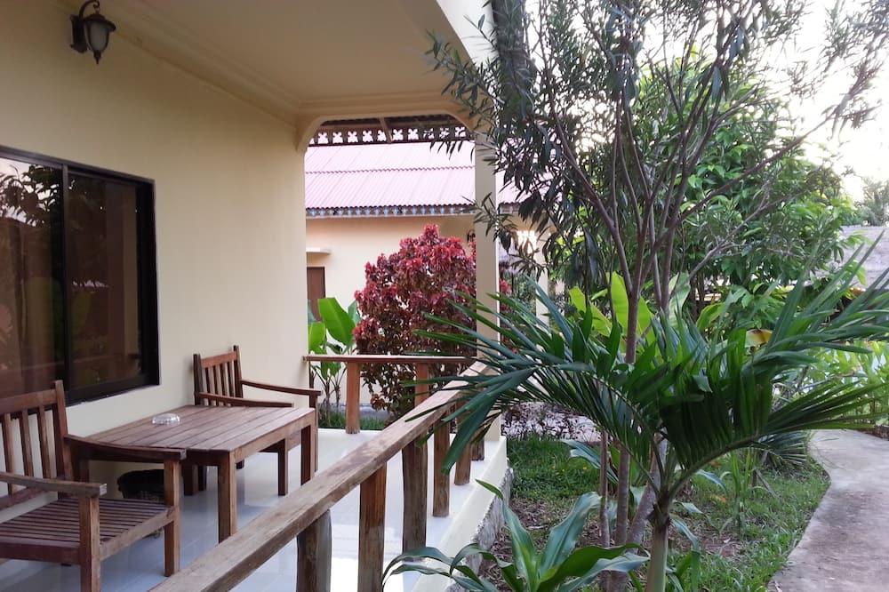 Superior bungalov - Balkon