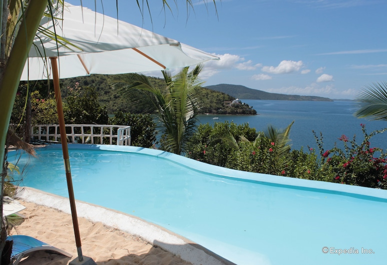 Al Faro Cosmio Hotel, Busuanga, Outdoor Pool