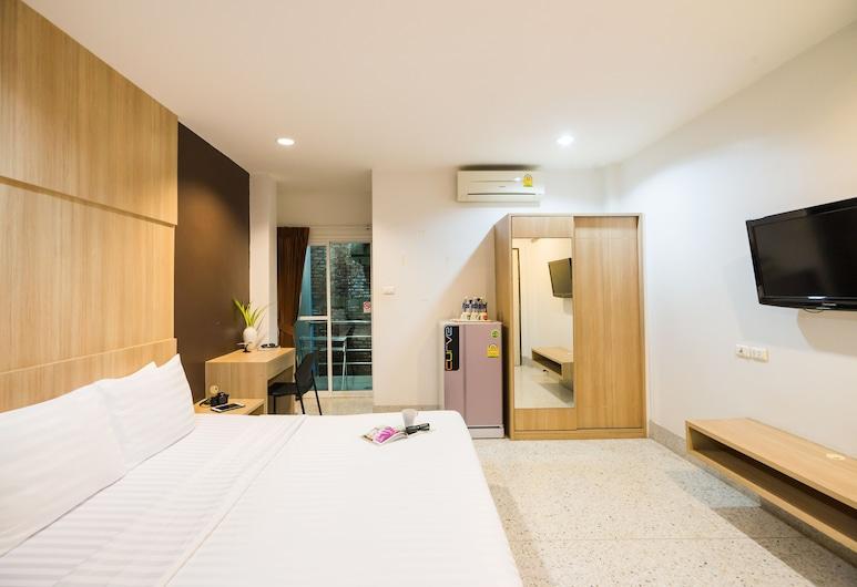 The Fifth Residence Hotel, Bankokas, Standard Triple Room (No Window), Svečių kambarys
