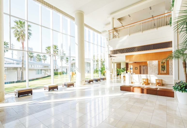 Hotel Emion Tokyo Bay, Urayasu, Entrada interior