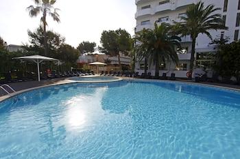 選擇帕爾馬灘這間設有泳池的酒店