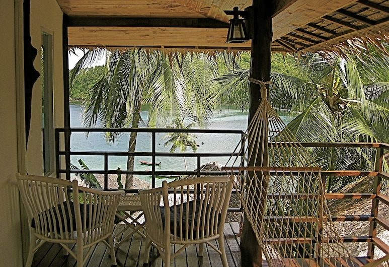 Cookies Salad Resort, Ko Pha-ngan, Wooden Panoramic Cottage, Chambre