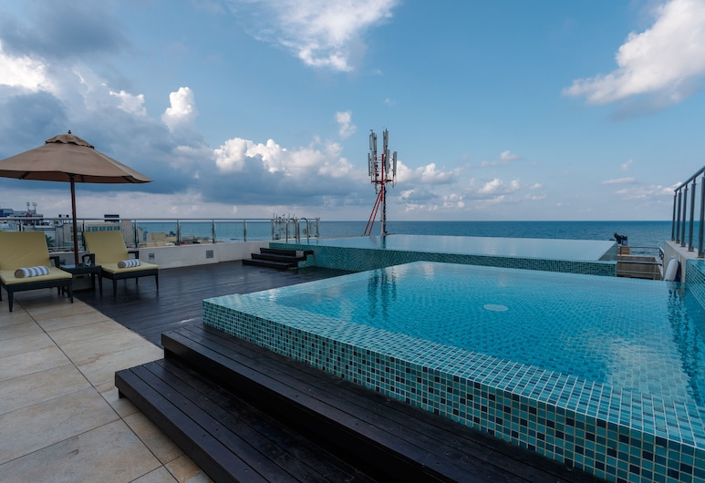 Renuka City Hotel, Colombo, Infinity-Pool
