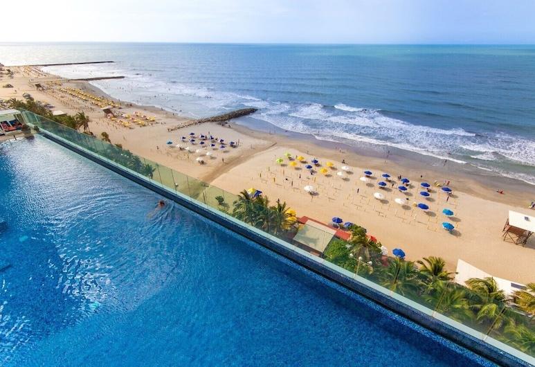 Intercontinental Cartagena De Indias, Cartagena, Infinity-Pool