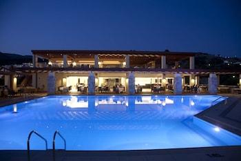Φωτογραφία του Island Blue Hotel, Ρόδος