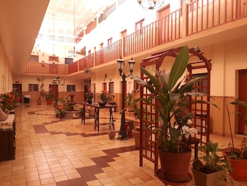 Selline näeb välja Hotel Cervantino, Tapachula
