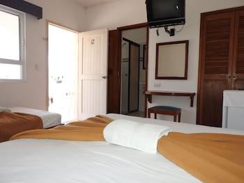 Foto del Hotel Marcianito en Isla Mujeres