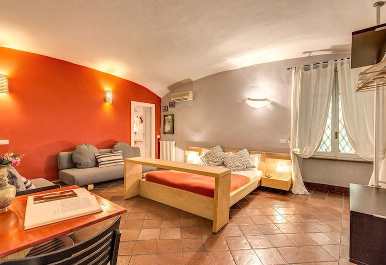 A Casa di Getta, Roma, Camera familiare, Camera