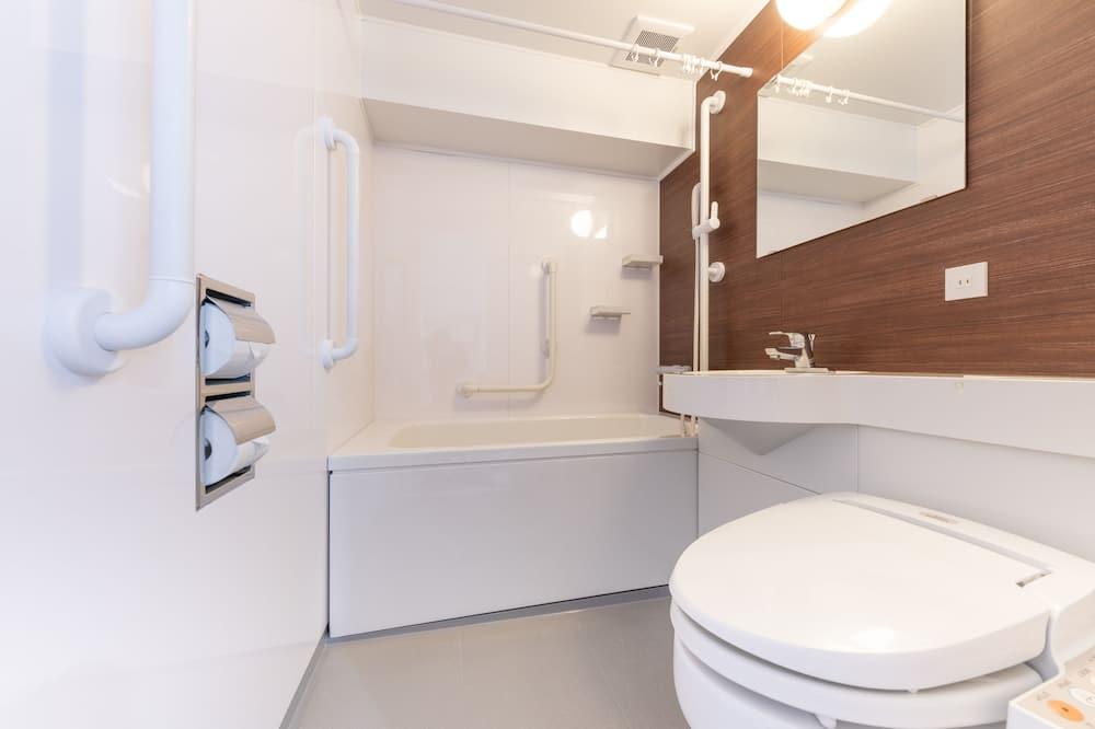 Habitación doble, 1 cama doble, fumadores - Cuarto de baño