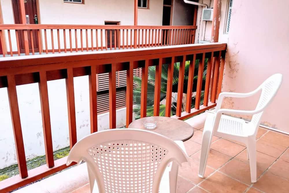 Suite, Garden View - Balcony