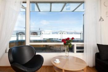 Slika: Central Premium Luxury Apartments ‒ Reykjavik
