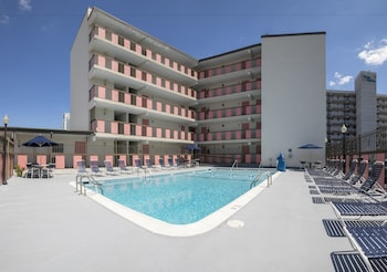 Slika: Flamingo Motel ‒ Ocean City