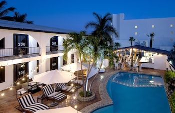 聖荷西卡波濱海酒店的圖片