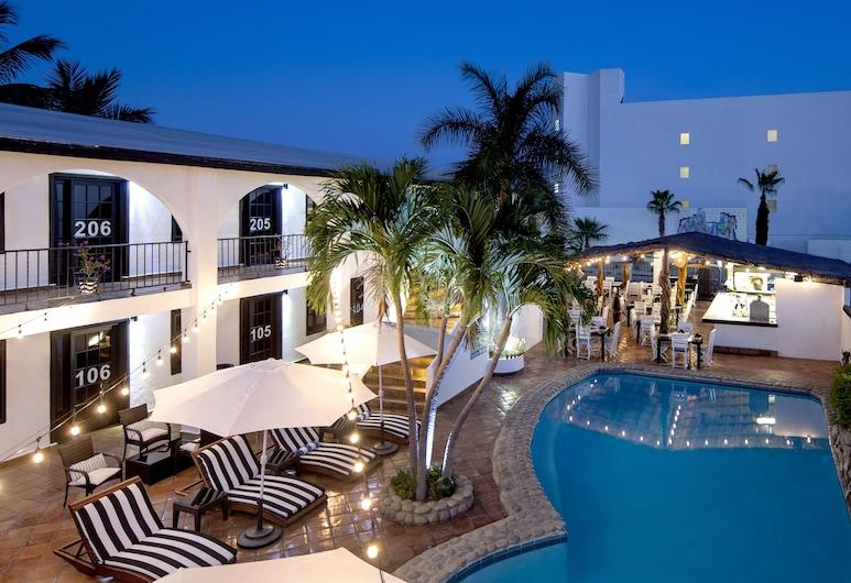 濱海酒店, 聖荷西卡波, 泳池