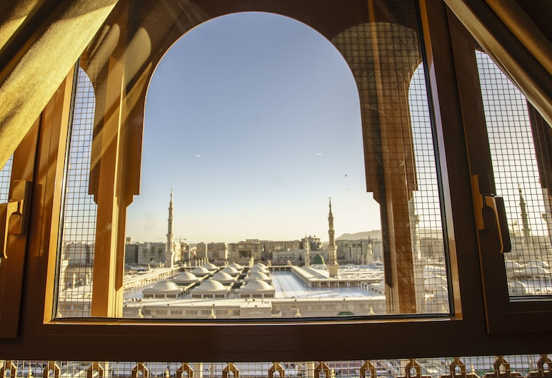 Dar Al Taqwa Hotel, Medina, City view from property