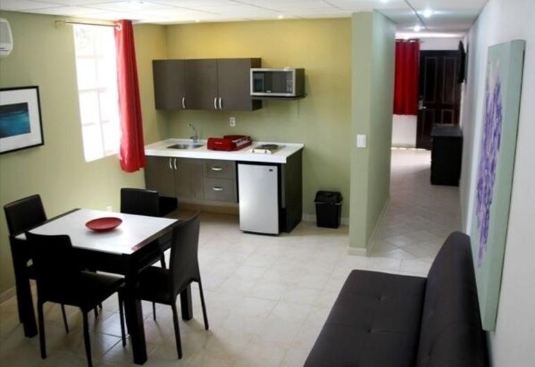 Santa María Hotel & Suites, San José del Cabo, Habitación doble, Sala de estar