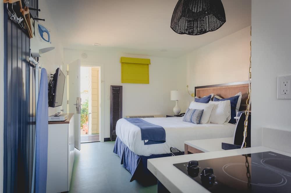 Deluxe-Zimmer, 1 Queen-Bett, Kochnische - Zimmer