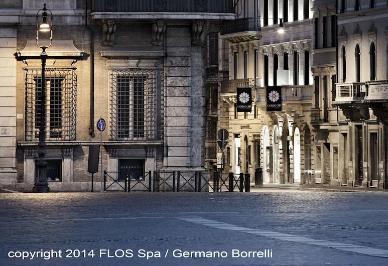 Corso 281 Luxury Suites, Rome, Façade de l'hôtel - Soir/Nuit