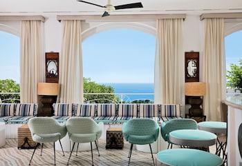 卡布利卡普里蒂貝宮酒店的圖片