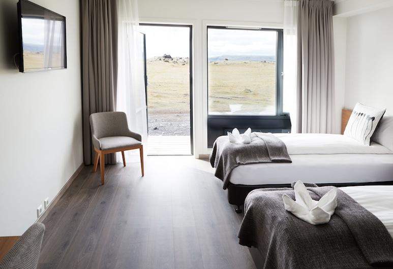 Fosshotel Núpar, Kalfafell, Superior Room, Guest Room