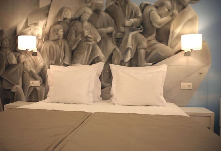 Lisbon Style Guesthouse, Λισσαβώνα, Basic Δίκλινο Δωμάτιο (Double) (Small), Δωμάτιο επισκεπτών