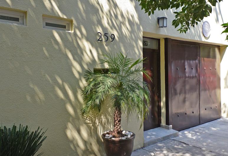 259 套房公寓酒店, 墨西哥城