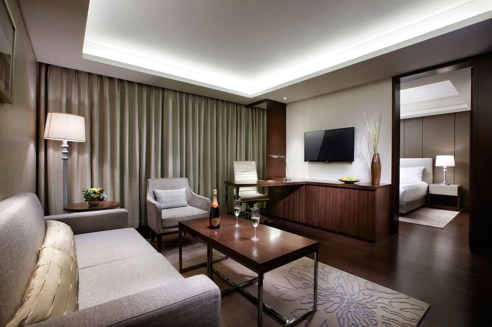 Junior Suite Double Room - Area Keluarga