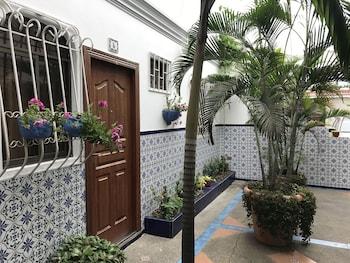 Fotografia hotela (El Patio Suites) v meste Guayaquil