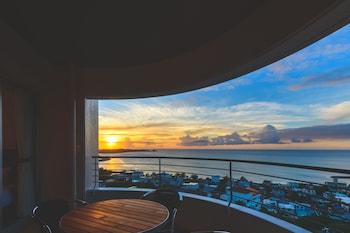 A(z) Hotel Sunset Hill hotel fényképe itt: Onna