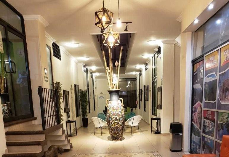 Hotel Esmeralda's, Tuxtla Gutierrez, Lobby Sitting Area