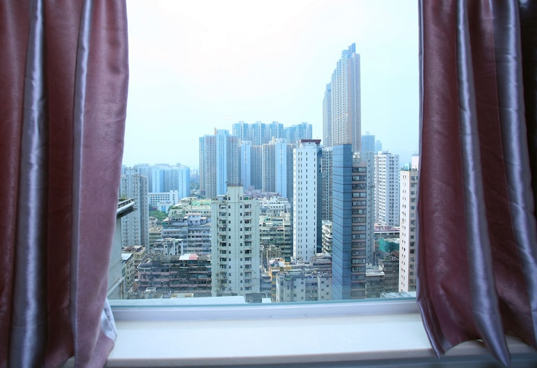 Kong Hing Guest House, Kowloon, Výhľad z hotela