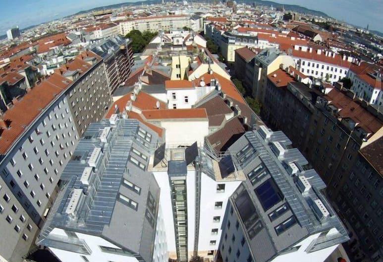 My Home in Vienna, Wiedeń, Widok lotniczy