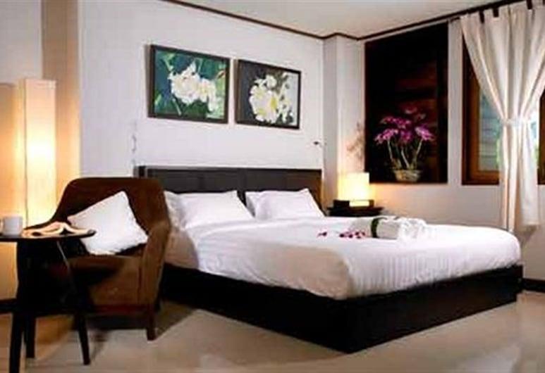 Baan Pa Ploy, Hua Hin, Junior Suite, Bilik Tamu