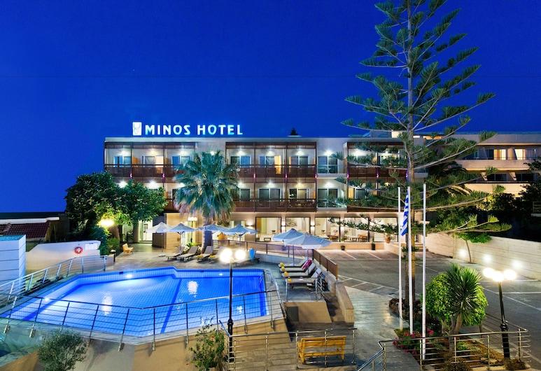 Minos Hotel, Rethymno