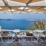 Superior Double Room with Caldera view - Uitzicht op het water