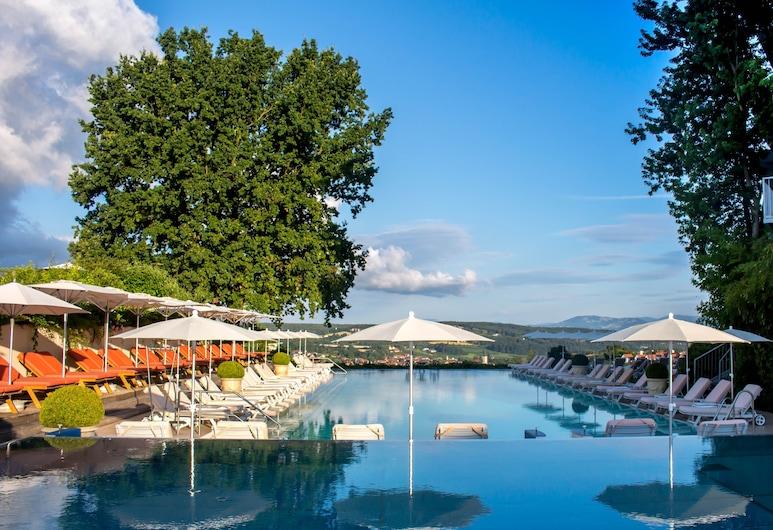 Hotel & Spa Der Steirerhof Bad Waltersdorf, Bad Waltersdorf, Outdoor Pool