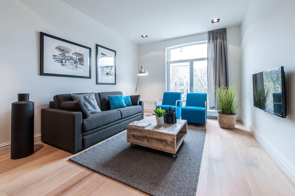 Departamento Confort, 2 habitaciones - Sala de estar
