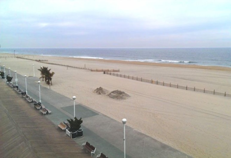 Ocean 1 Hotel and Suites, Ocean City, View from Hotel