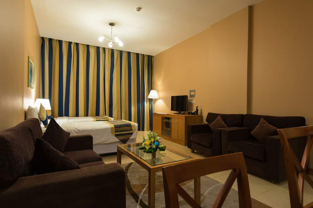 Апартаменти, 1 спальня (4 adults) - Житлова площа