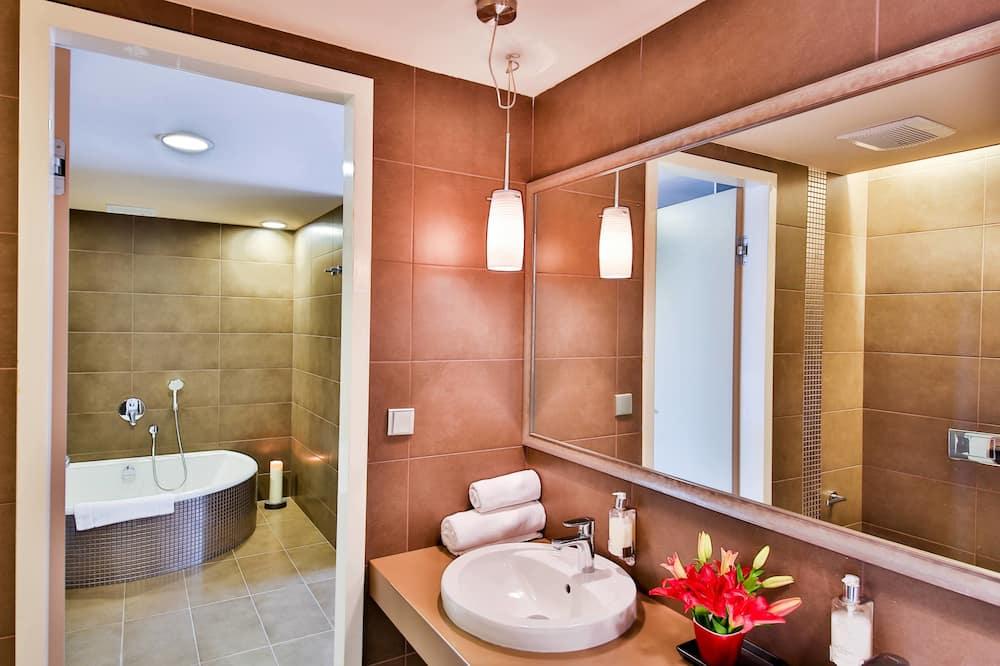 スイート - バスルーム