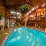 Deluxe Suite, 1 King Bed, Private Pool - Indoor Pool