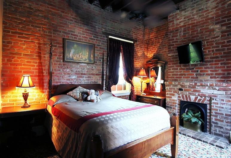The Olivier House Hotel, New Orleans, Two Bedroom Suite, Gjesterom